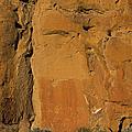 Petroglyphs   #1054 by J L Woody Wooden