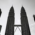 Petronas Dusk by Shaun Higson