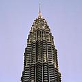 Petronas Pinnacle by Shaun Higson