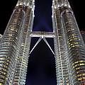 Petronas Towers by Christos Koudellaris