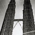 Petronas Towers Reflection by Shaun Higson