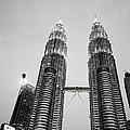 Petronas Towers by Shaun Higson