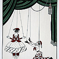 Petroushka by Georges Barbier