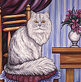 Pewter The Cat by Linda Mears