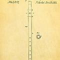Pfaff Fife Patent Art 1864 by Ian Monk