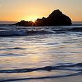 Pfeiffer Beach Sunset II by Jenna Szerlag