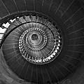 Phare De Baleines Staircase by Gigi Ebert