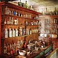 Pharmacist - Behind The Scenes  by Mike Savad