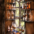 Pharmacist - Various Potions by Mike Savad