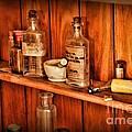 Pharmacy - A Bottle Of Poison by Paul Ward