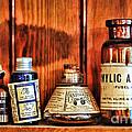 Pharmacy - Cocaine In A Bottle by Paul Ward
