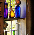 Pharmacy - Colorful Glassware  by Mike Savad
