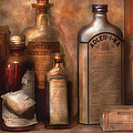 Pharmacy - Indigestion Remedies by Mike Savad