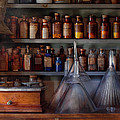 Pharmacy - Master Of Many Trades  by Mike Savad