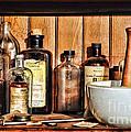 Pharmacy - Mixing Bowl by Paul Ward