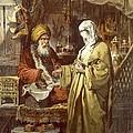 Pharmacy Or Drug Shop, 1865 by Amadeo Preziosi