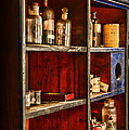 Pharmacy - The Back Room by Paul Ward