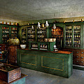 Pharmacy - The Chemist Shop  by Mike Savad