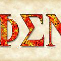 Phi Sigma Nu - Parchment by Stephen Younts