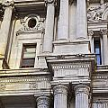 Philadelphia Architecture 2 by David Lunde