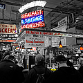Philadelphia - Breakfast At Smucker's by Richard Reeve