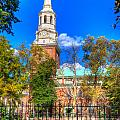 Philadelphia Christ Church 2 by Constantin Raducan