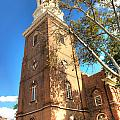 Philadelphia Christ Church Tower 1 by Constantin Raducan