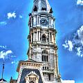 Philadelphia City Hall 1 by Constantin Raducan