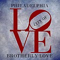 Philadelphia City Of Brotherly Love  by Movie Poster Prints