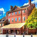Philadelphia City Tavern by Constantin Raducan