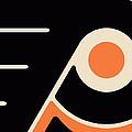 Philadelphia Flyers by Tony Rubino
