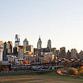 Philadelphia From University City by Bill Cannon