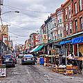 Philadelphia Italian Market 2 by Jack Paolini