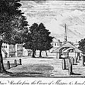 Philadelphia Market, 1788 by Granger