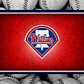 Philadelphia Philles by Joe Hamilton
