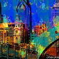Philadelphia Skyline by Brilliant Hues