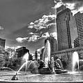 Philadelphia-swan Fountain by Constantin Raducan