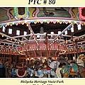 Philadelphia Toboggan Company Carousel by Barbara McDevitt