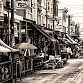 Philadelphia's Italian Market by Bill Cannon