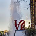 Philadelphia's Love Story by Bill Cannon