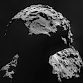 Philae Landing Site On Comet 67pc-g by Science Source
