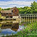 Philipsburg Mill by Claudia Kuhn