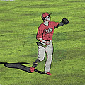 Phillies Catch by Alice Gipson