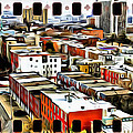 Philly Filmstrip by Alice Gipson
