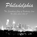 Philly Glow by Deborah  Crew-Johnson