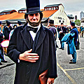Philly Lincoln by Alice Gipson