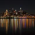 Philly Night by Jennifer Ancker