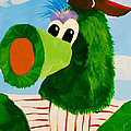 Philly Phanatic by Trish Tritz