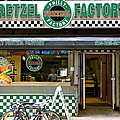 Philly Pretzel Factory by Ira Shander