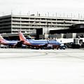Phoenix Az Southwest Planes by Thomas Woolworth